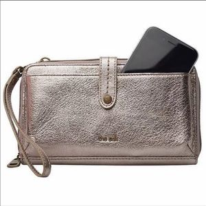 The Sak 3 in 1 Crossbody Phone Wallet Wristlet